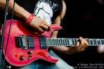 czerwona gitara